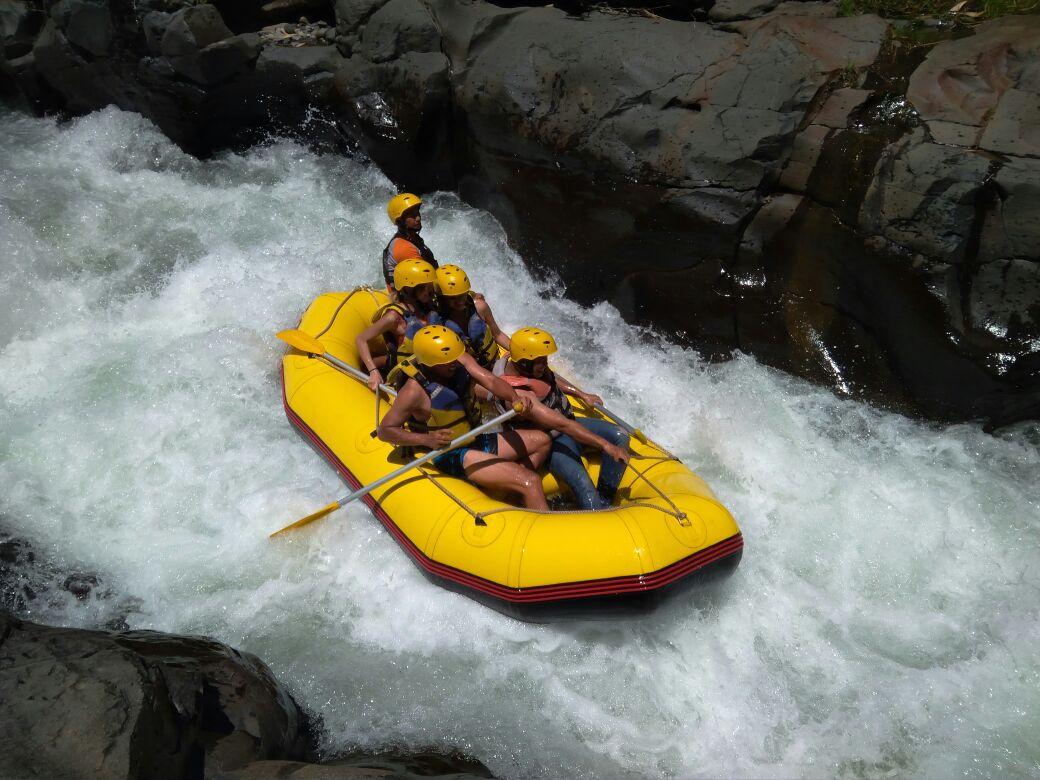 Lombok Rafting tour