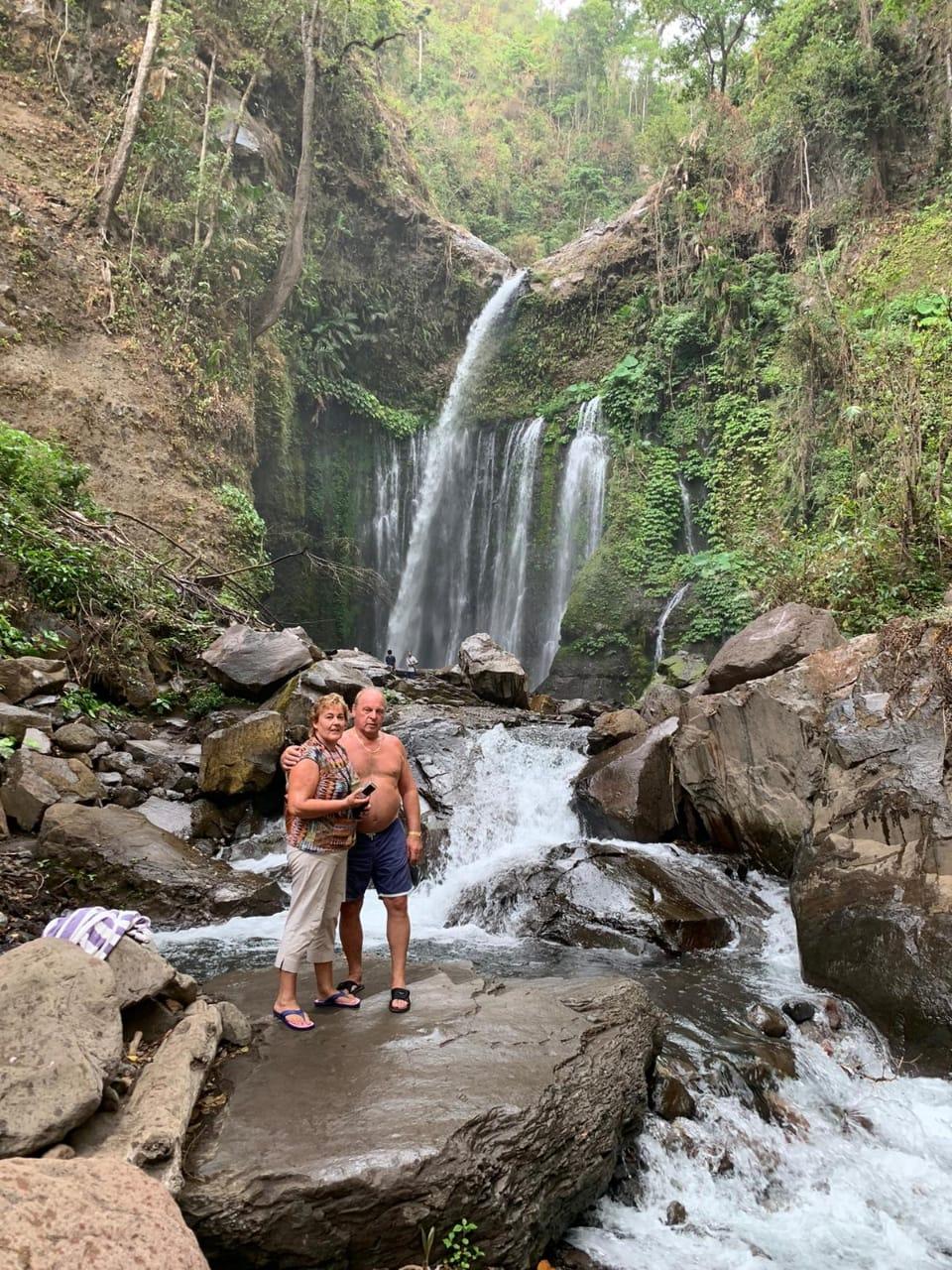 waterfall sendang gila