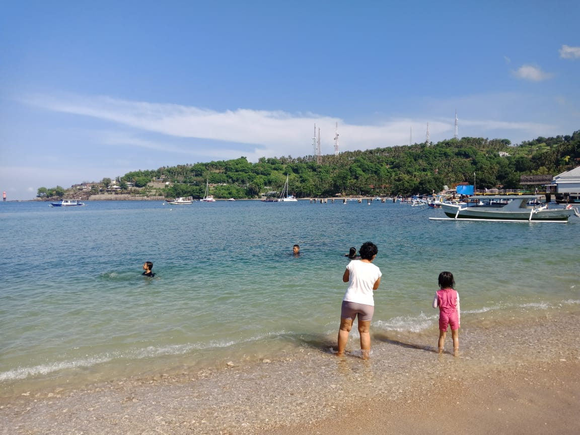 senggigi Beach leisure