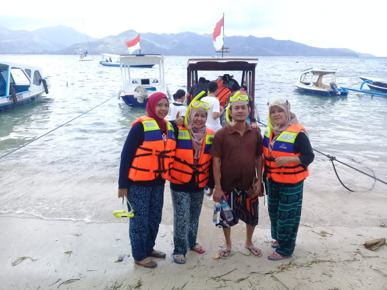 lombok packages 7 days