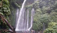 Excursion Waterfall Sendang Gile lombok