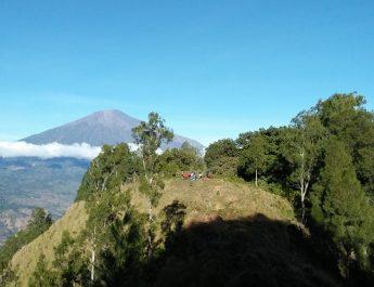 Camping Sembalun Pergasingan Hill