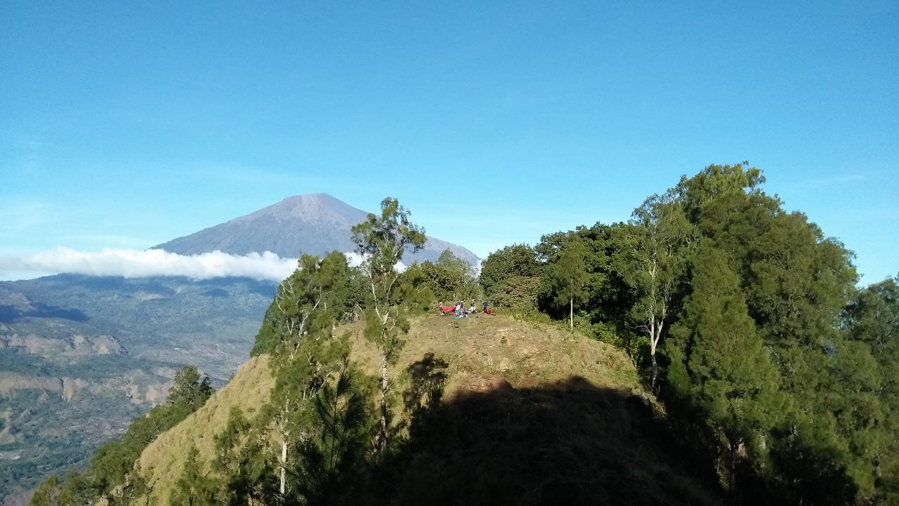 soft hiking pergasingan sembalun
