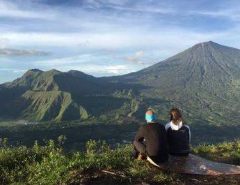 Soft Hiking Pergasingan Hill Sembalun