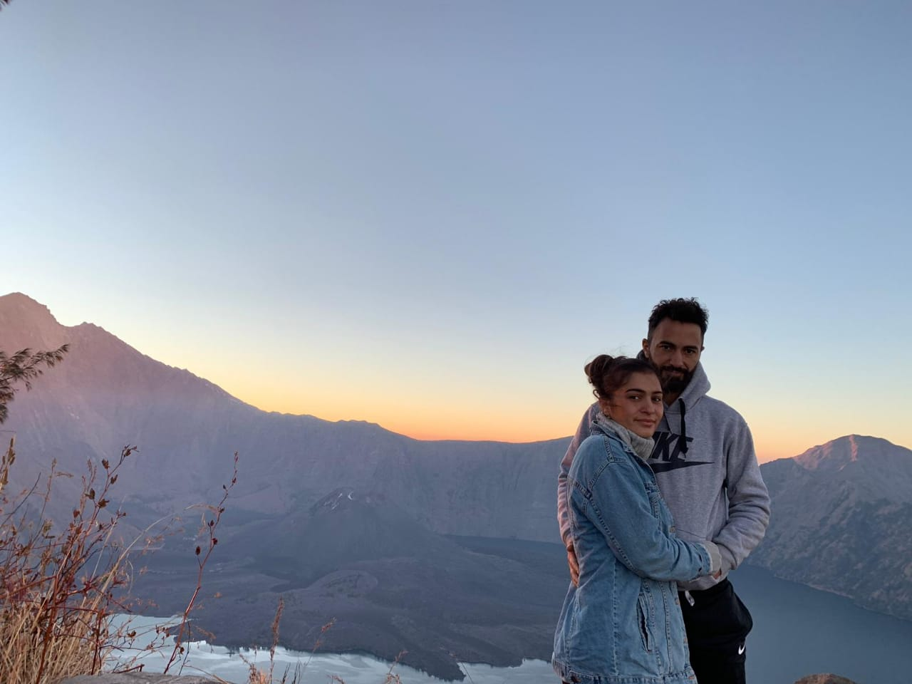 rinjani crater rim 2 days