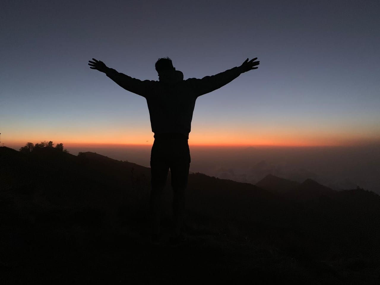 mount rinjani 2 days summit