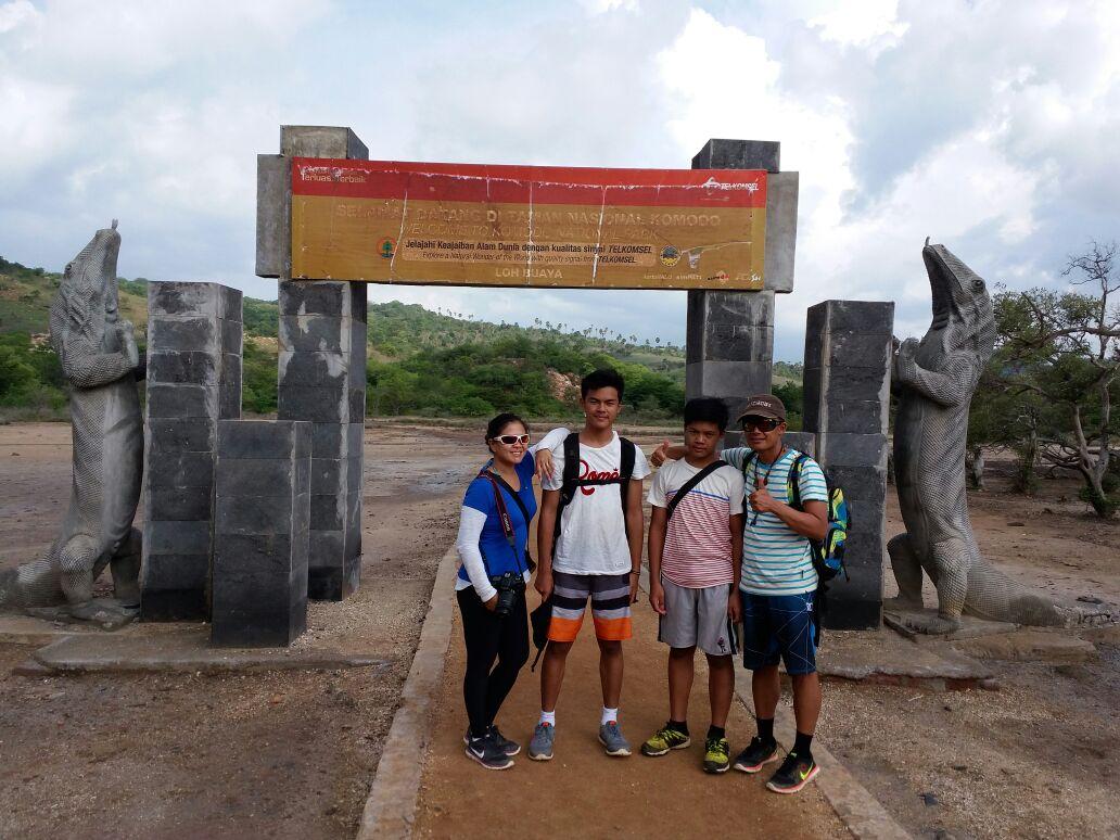 Komodo island trips 2 days